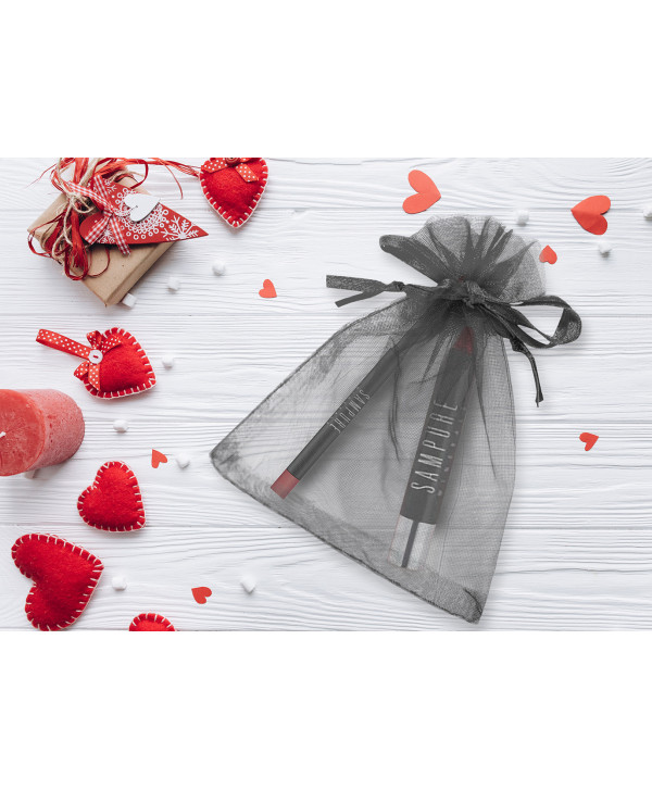 Valentine's Day Vegan Pencil set