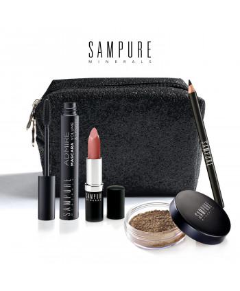 Mascara, Bronzer, Lipstick,...